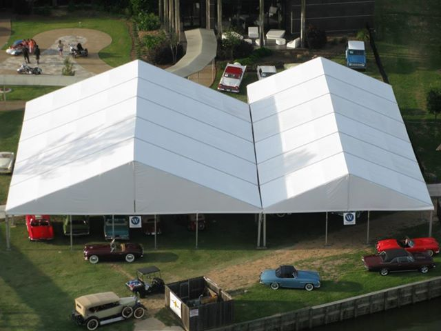 Warehouse Tents