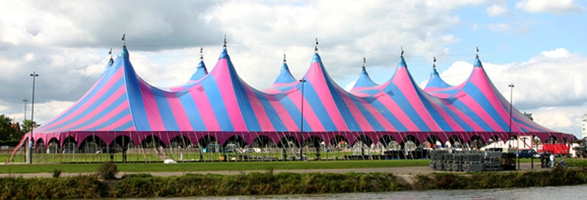 Festival Tents Manufacturers